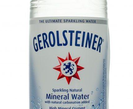 GEROLSTEINER MINERAL WATER