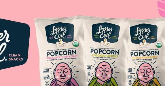 LesserEvil Snacks